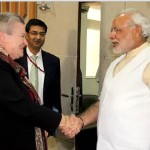 What happened when US Envoy Nancy Powell met Narendra Modi?