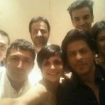 Mandira Bedi and Shahrukh Khan give Bollywood its own Selfie
