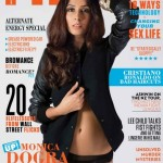 Monica Dogra on Cover Page of FHM Magazine