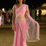 Actress Rhea Chakraborty looks gorgeous in Saree