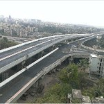 India's 1st double-decker flyover opens commercially in Mumbai