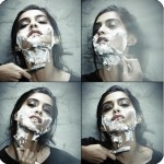 Sonam Kapoor Shaving Photoshoot by Rohan Shrestha