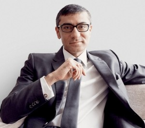 Rajeev Suri is an India born CEO of Nokia