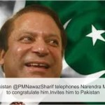 I had an excellent Meeting with Narendra Modi: Nawaz Sharif