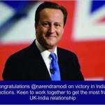 Photos: World Leaders Congratulate Narendra Modi on Victory