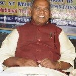 Jitan Ram Manjhi declared to be the next Chief Minister of Bihar
