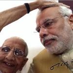 Nawaz Sharif sends sari for Narendra Modi's mother