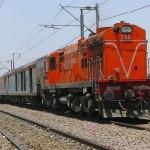 India's fastest train runs between New Delhi-Agra at 160 km/hr