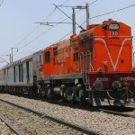 India's fastest train runs between New Delhi-Agra at 160 km/hr