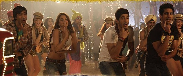 A Scene from Dhup Chik Song from Fugly