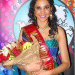 Monica Gill after winning Miss India USA 2013