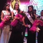 Monica Gill after winning Miss India Worldwide Crown