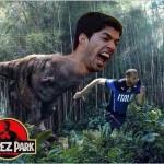 Top 10 Memes and Jokes about Luis Suarez Biting Incident