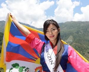 Tenzin Yangzom in a Photoshoot at Mcleodganj in Himachal Pradesh