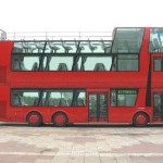 Meerut University students design Triple Decker bus titled Ghaj