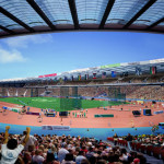 Glasgow Commonwealth Games Stadium for Track Events