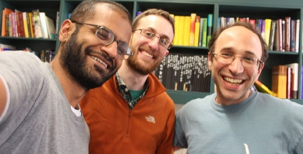 Nikhil Srivastava, Adam W Marcus and Daniel A Spielman winners of George Polya Prize 2014