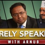Arvind Kejriwal attends TVF Interview with Arnub and his Lookalike