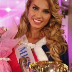 Rosa Maria Ryyti crowned Miss Suomi 2015, to represent Finland at Miss Universe
