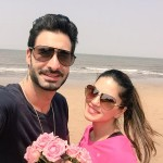Sunny Leone celebrates Marriage Anniversary at screening of Ek Paheli Leela