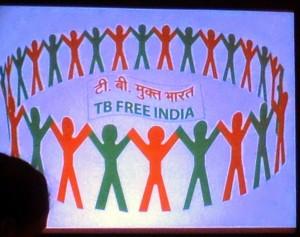 TB Free India Banner
