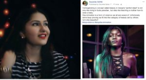 Snapshots of Soumita's Campaign against Violence against Women